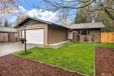 Puyallup Single Family Home For Sale: 2655 Rainier Blvd