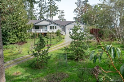Coupeville Single Family Home Sold: 214 Rhodena Dr