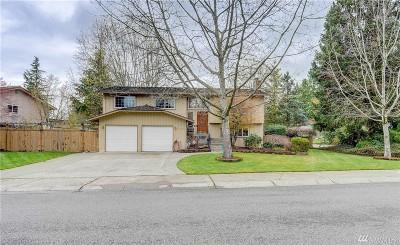 Renton Single Family Home For Sale: 17309 161st Ave SE