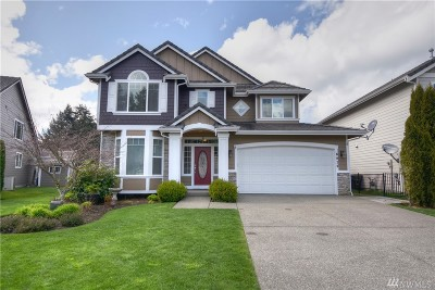 Olympia Single Family Home For Sale: 6039 Ashbourne Lane SE