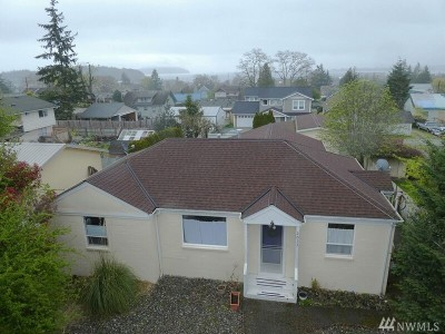 Anacortes, La Conner Single Family Home For Sale: 2013 J Ave