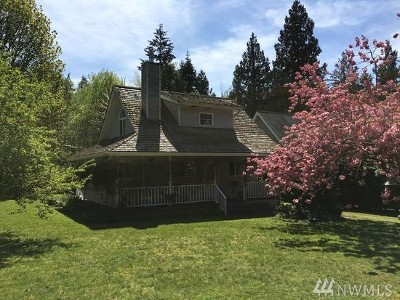 Point Roberts Single Family Home For Sale: 1657 Seymour Park