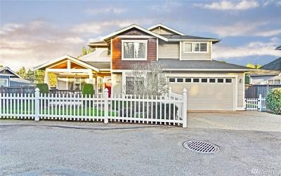 Edmonds Single Family Home For Sale: 8440 Bowdoin Wy