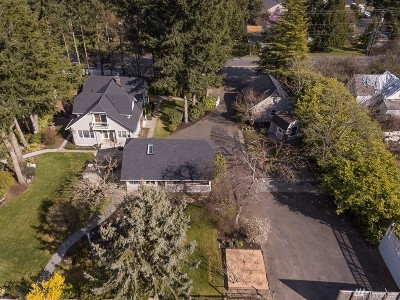 Puyallup Single Family Home For Sale: 9918 Canyon Rd E
