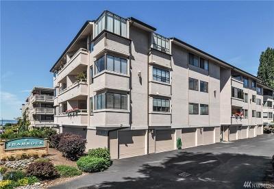 Edmonds Condo/Townhouse For Sale: 1113 5th Ave S #206