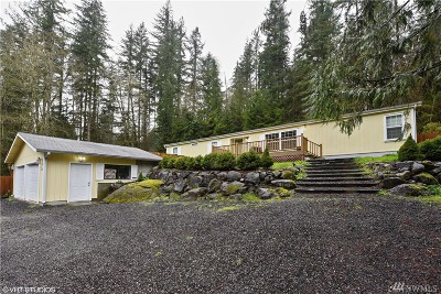 Duvall Single Family Home For Sale: 31910 NE 162nd St