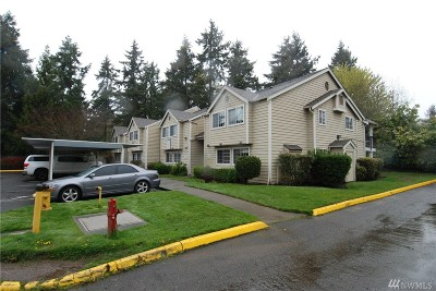 Federal Way Condo/Townhouse For Sale: 1847 S 286th Lane #U-103