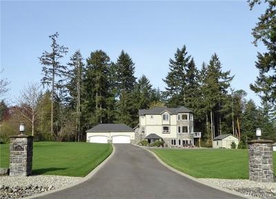 Single Family Home For Sale: 4711 John Luhr Rd NE