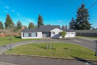 Marysville Single Family Home For Sale: 6327 Armar Rd
