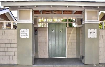 Condo/Townhouse Sold: 2225 Eastlake Ave E #104