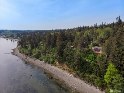 Anacortes Single Family Home For Sale: 4717 Guemes Island Rd