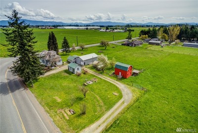 Lynden Single Family Home For Sale: 507 Loomis Trail Rd