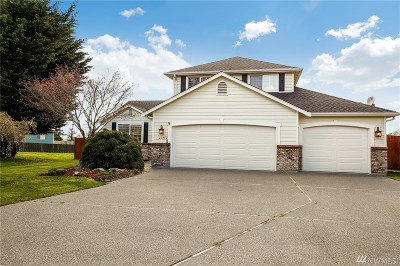 Stanwood Single Family Home For Sale: 26452 Fox Hill Dr S