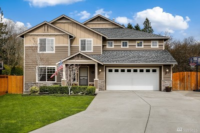 Stanwood Single Family Home For Sale: 7305 Copper Wy
