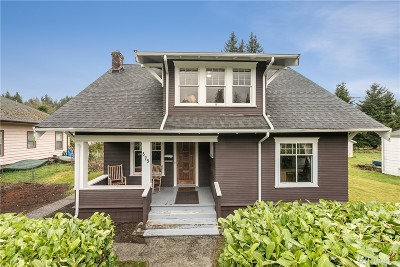 Issaquah Single Family Home For Sale: 375 E Sunset Wy