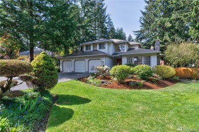 Gig Harbor Single Family Home For Sale: 2806 42nd St NW