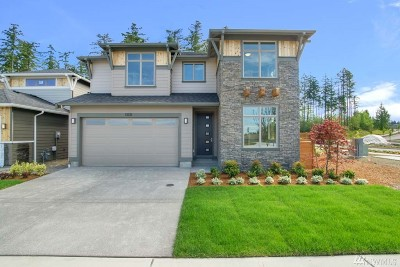 Bonney Lake WA Single Family Home Contingent: $475,490
