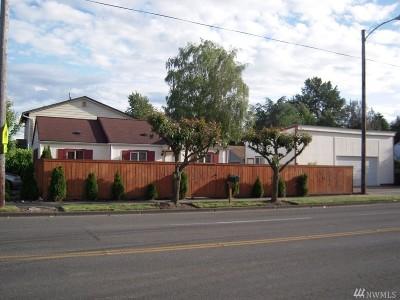 Tacoma Single Family Home For Sale: 164 E 84th St