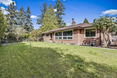 Des Moines Single Family Home For Sale: 1636 S 260th St