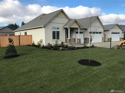 Olympia Single Family Home For Sale: 8633 Horizon Lane SE