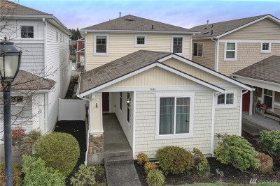 Lacey Single Family Home For Sale: 7616 Rushmore Ave NE
