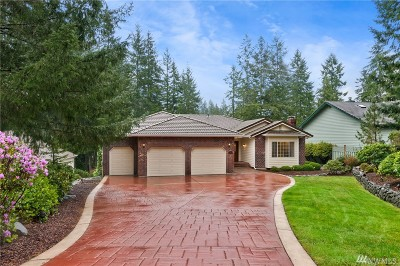 Port Orchard Single Family Home For Sale: 6149 Gleneagle Ave SW