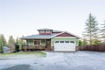 Bellingham Single Family Home For Sale: 4824 Lookout Ave