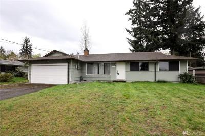 Kent WA Single Family Home For Sale: $324,950