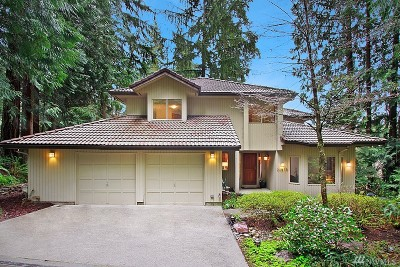 Woodinville Single Family Home For Sale: 22515 NE 191st Ct