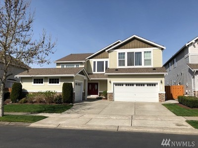 Auburn Single Family Home For Sale: 6419 Montevista Dr SE
