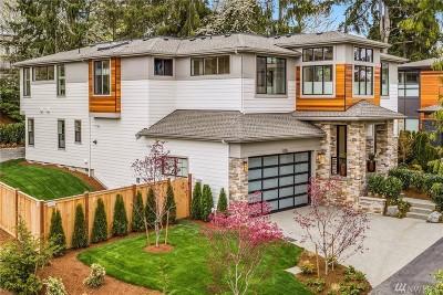 Kirkland Single Family Home For Sale: 1526 4th St