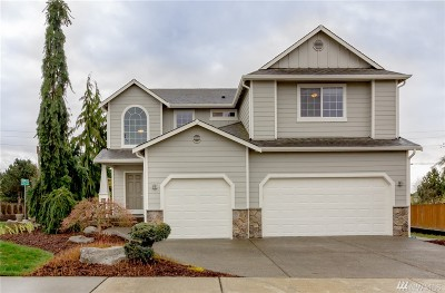 Renton Single Family Home For Sale: 6119 NE 4th Place