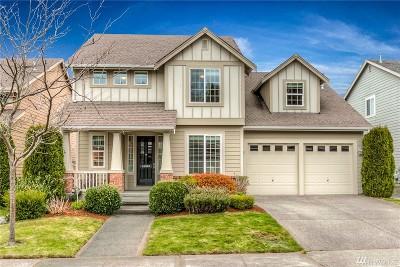 Bonney Lake Single Family Home For Sale: 18319 123rd St E
