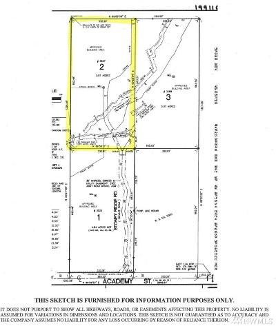Bellingham Residential Lots & Land For Sale: 3567 Stoney Ridge Dr