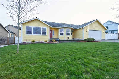 Ferndale Single Family Home Pending Inspection: 2639 Pacific Highlands Ave