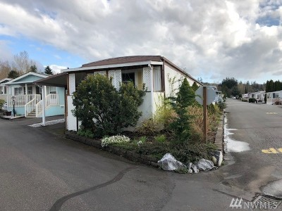Bellingham Mobile Home For Sale: 1200 Lincoln St #141