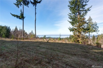 Bellingham Residential Lots & Land For Sale: 1705 Chuckanut Crest Dr