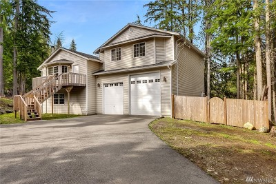 Snohomish Single Family Home For Sale: 2122 Newberg Rd