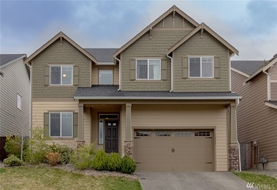 Puyallup Single Family Home For Sale: 13721 77th Av Ct E