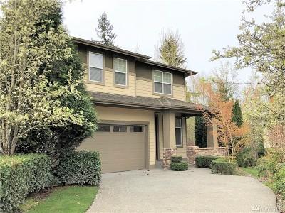 Redmond Single Family Home For Sale: 11795 159th Ave NE