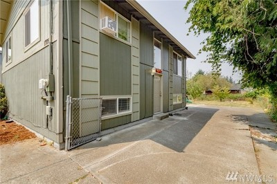 Tacoma Single Family Home For Sale: 1709 S 46th St
