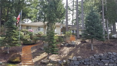 Port Orchard Single Family Home For Sale: 6977 Wentworth Ave SW