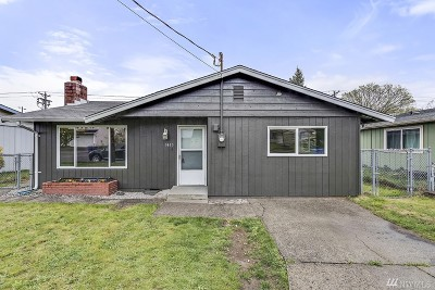 Tacoma Single Family Home For Sale: 1415 E 64th St