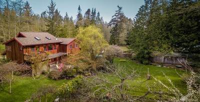 Anacortes, La Conner Single Family Home For Sale: 7564 West Shore Drive
