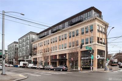 Condo/Townhouse Sold: 1408 12th Ave #201