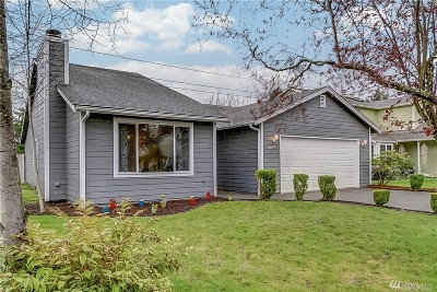 Lacey Single Family Home For Sale: 6017 58th Ave SE