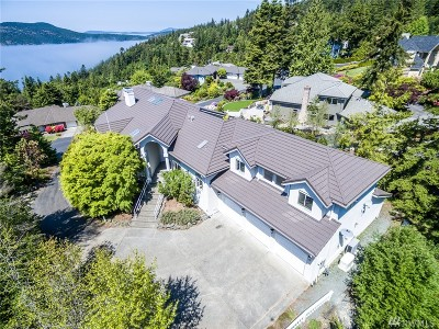 Anacortes Single Family Home For Sale: 11661 Pointe Place