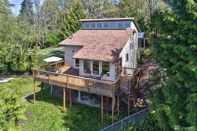 Lake Stevens Single Family Home For Sale: 10727 Lake View Dr