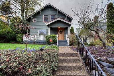Tacoma Single Family Home For Sale: 3617 N 8th St