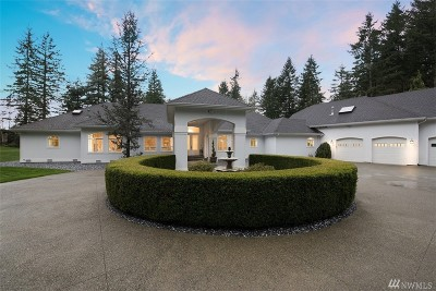 Kent WA Single Family Home For Sale: $1,575,000